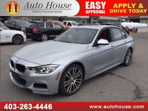 2013 BMW 335I MPACKAGE XDRIVE AWD NAVGATION BACKUP CAMERA