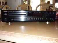 Denon CD Player , model DCD-715 , including Remote Control