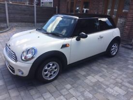 Mini Cooper 1.6 chilli pack 2012