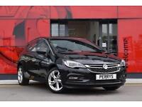 2017 Vauxhall Astra 1.0T 12V ecoFLEX SRi 5 door Petrol Hatchback