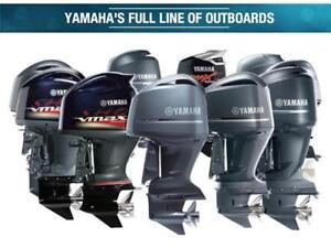2017 Yamaha Outboard - Full Line F2.5 - F350