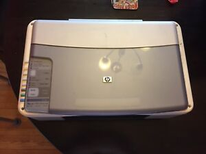 HP all in one printer, scanner & copier