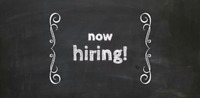 Experienced cook wanted! Vehicle needed!