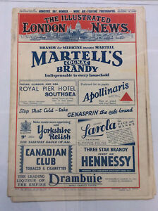 The Illustrated London News Dated November 12, 1932.