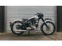 1948 - BSA ZB32 350 Competition Trials classic motorbike ZB34 px swap