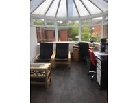 Conservatory for sale – Excellent condition - £1,500 ONO