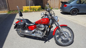 Honda Shadow 2007 spirit 750