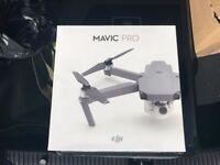 Sealed in Box - DJI Mavic Pro 4K Drone