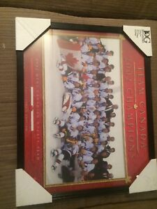 2002 Canadian Hockey Team Pictures