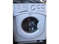 Integrated Washing Machine - Hotpoint BHWM129
