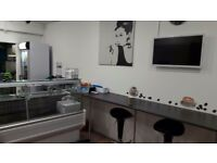 Caribbean Takeaway And Dessert Bar For Sale £28,000 (Reposted with price reduction)