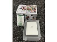 Instax share smartphone printer SP-2 silver fujifilm