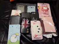 A set of Samsung galaxy s3 cases *new and old*