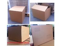 Cardboard boxes Carton Boxes Packing Boxes House Moving Boxes New