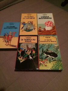 VHS Tintin