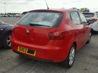 SEAT IBIZA TOCA 1.4 2013 CGGB CODE FULL CAR FOR BREAKING ONLY