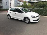Volkswagen Polo 1.2 Petrol 2012 Low Mileage 1 Year Mot iMmaculate Condition