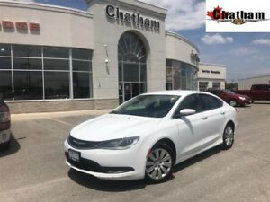 2015 Chrysler 200 LX/GOLD PLAN OPTION/ LOW KMS/$45 WKLY