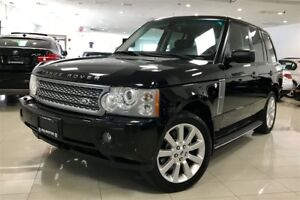 2006 Land Rover Range Rover SUPERCHARGED|NO ACCIDENT|NAVI|CAMERA