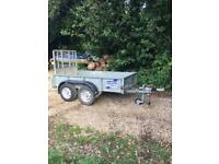 Ifor Williams GD84G