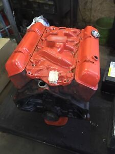 1958 chev engine 265 runs