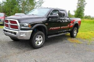 Ram 2500 Power wagon - Treuil avant 10 000 - - Caméra de re 2015