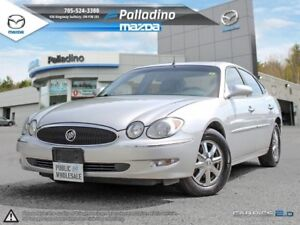 2005 Buick Allure CXL - AS TRADED UNITS