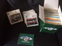 Classic Car Club Card boxed set plus extra sealed cards