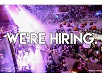 Revolution Deansgate Locks // Now Hiring Bar & Food Staff