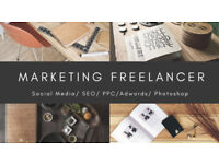 Marketing Social Media/Freelancer