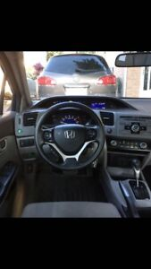 2012 Civic LX good condition & accident free