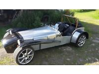LOTUS 7 Type Kitcar. 1993. 10 month MOT.