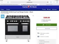 Kenwood Range cooker in immaculate condition £350