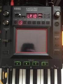 Korg Kaoss Pad KP3 Dynamic FX Sampler