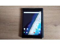 Google Nexus 9 Android Tablet - Excellent Condition, Boxed, with Case