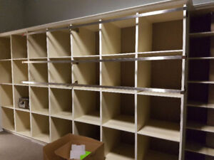 Individual Book case Shelving Storage Units