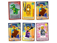 Lego Create the World Cards - free