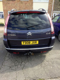 GRAND PICASSO 7 seater AUTOMATIC top of range