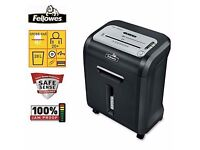 FELLOWES MicroShred MS-460Ci 28L 100% Jam Proof Micro Cross Cut Paper/CD/DVD/Cards Shredder DELIVERY