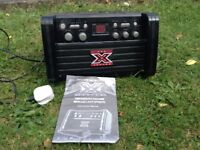 X factor LED karaoke machine (without microphones)