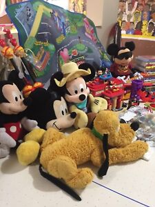 Disney  Mickey Toy Package