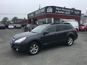 2013 Subaru Outback 3.6r Limited Leather, Sunroof, Navig
