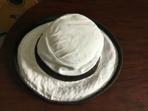 Tilley hat- hemp hat