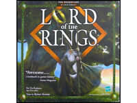 Lord of the Rings - LOTR - Board Game - Components in shrink
