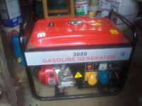 GENERATOR FOR SALE- £150