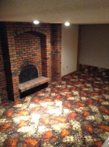 1800 SQ FT 2 bedroom basement suite in nw Edmonton Beaumaris