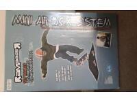 as new in box skate board ramp