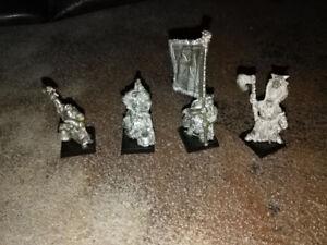 Warhammer / Age of Sigmar Empire Middenheim command