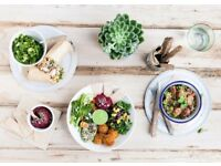 PART TIME KITCHEN PORTER AT HEALTHY EATERY IMMEDIATE START