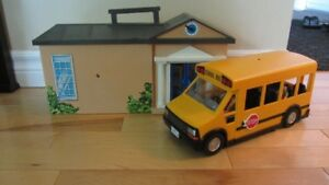 Playmobil School Bus Available